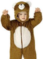 Ours en peluche pour enfants Costume Animaux Costume Enfant