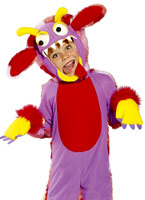 Mini monstres loufoques Grizzle Childrens Costume Animaux Costume Enfant