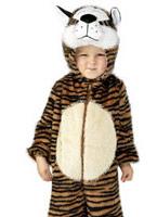 Costume de tigre pour enfants Animaux Costume Enfant
