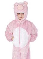 Costume de cochon pour enfants Animaux Costume Enfant