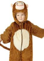 Costume de singe pour enfants Animaux Costume Enfant