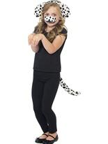 Kit de Dalmatie pour enfants Animaux Costume Enfant