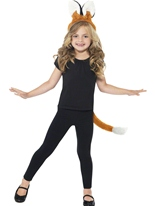 Kit Fox pour enfants Animaux Costume Enfant