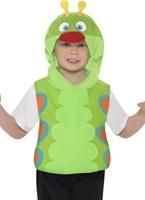 Costume pour enfants Caterpillar Animaux Costume Enfant