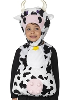Moo Cow Childrens Costume Animaux Costume Enfant