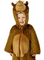 Costume de Childrens peluche chameau Animaux Costume Enfant