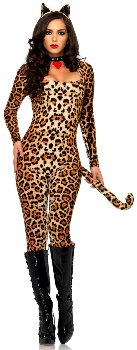 Costumes Animaux Sexy Costume de Cougar