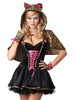 Frisky Kitty Costume Costumes Animaux Sexy