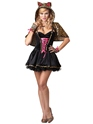 Costumes Animaux Sexy Frisky Kitty Costume