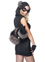 Costume de raton laveur risqué Costumes Animaux Sexy