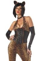 Habillé pour tuer le Costume de Cougar Costumes Animaux Sexy