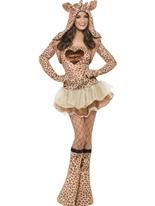 Costume de girafe de fièvre Costumes Animaux Sexy