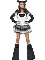 Costume de Panda de fièvre Costumes Animaux Sexy