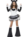 Costumes Animaux Sexy Costume de Panda de fièvre