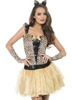 Fièvre chaton Gleam Costume Costumes Animaux Sexy
