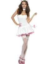 Costume de chatte jolie partie de fièvre Costumes Animaux Sexy