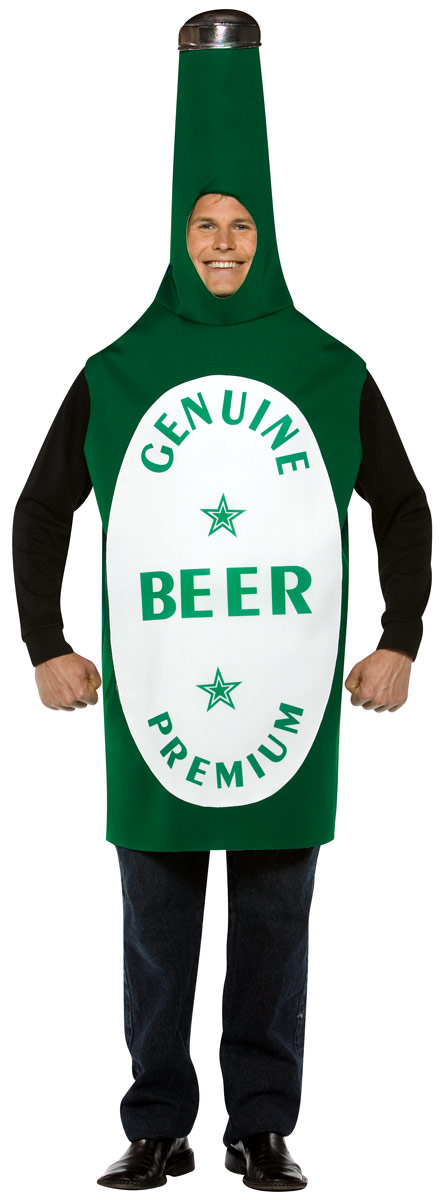Alimentation & boisson Bouteille de bière légère