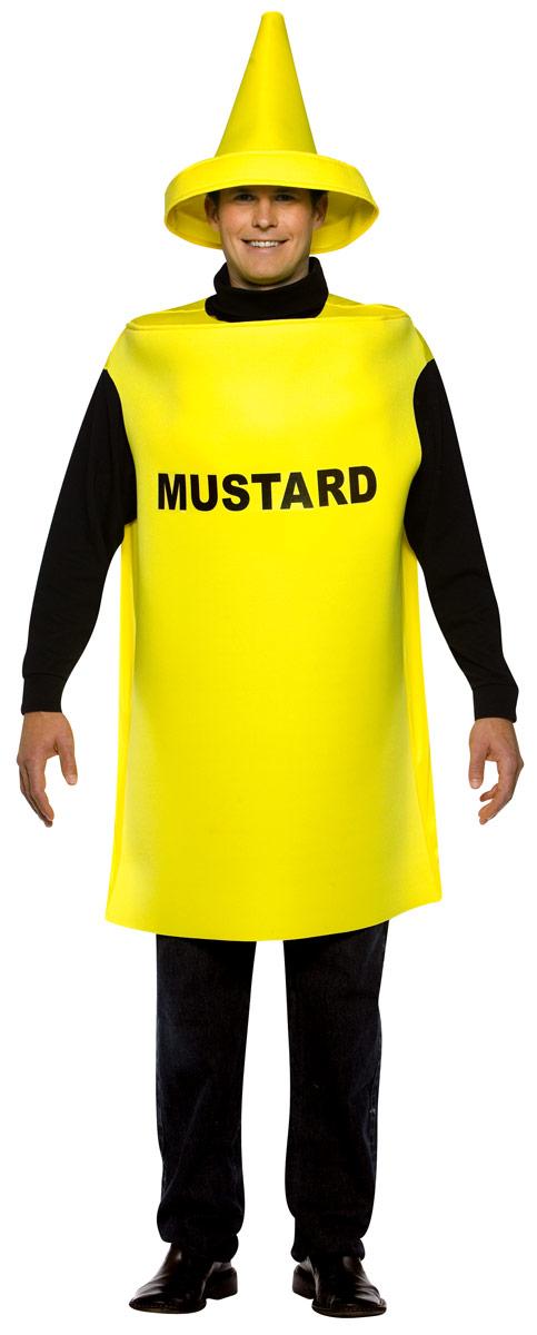 Alimentation & boisson Poids léger moutarde