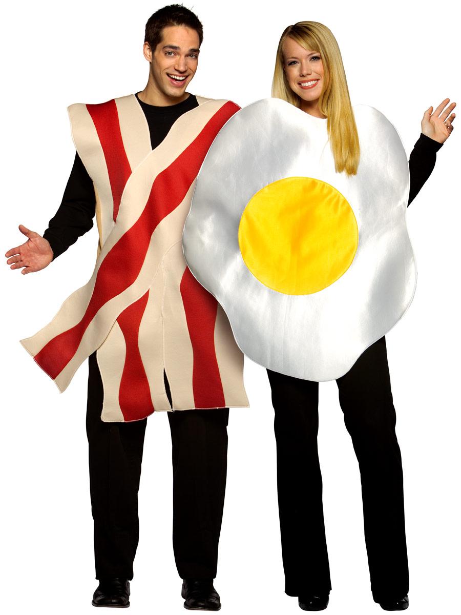 Alimentation & boisson Oeuf et Bacon Costume