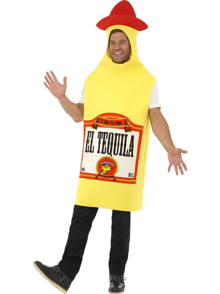 Alimentation & boisson Costume de bouteille de Tequila