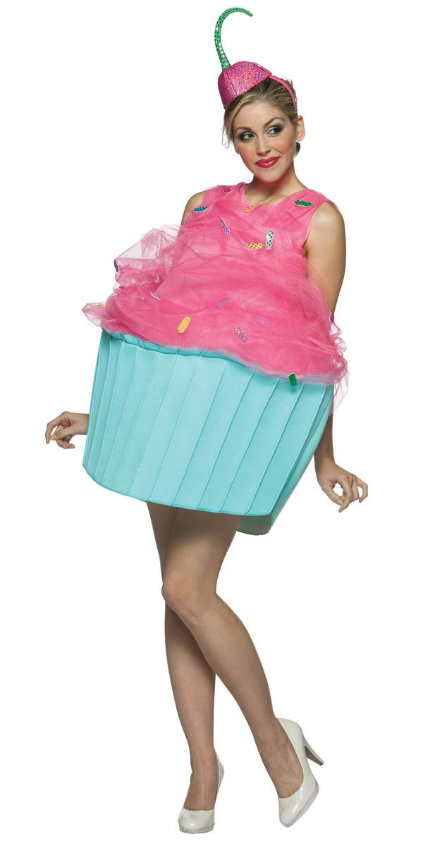 Alimentation & boisson Sweet mange Cupcake Costume