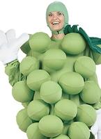 Costume de raisins verts Alimentation & boisson