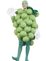 Alimentation & boisson Costume de raisins verts