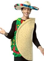 Costume de Taco de poids léger Alimentation & boisson