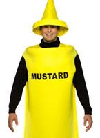 Poids léger moutarde Alimentation & boisson