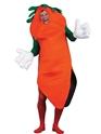 Alimentation & boisson Costume de carotte