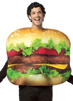 Costume de cheesburger Alimentation & boisson