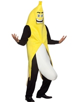 Costume de banane Flasher Alimentation & boisson