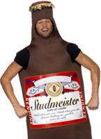 Costume de bouteille de bière de Studmeister Alimentation & boisson