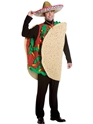 Alimentation & boisson Costume de Taco