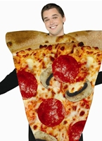 Costume de pizza Slice Alimentation & boisson