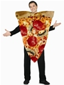 Alimentation & boisson Costume de pizza Slice