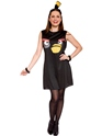 Deguisement Angry Birds Angry Birds Black Tank Dress
