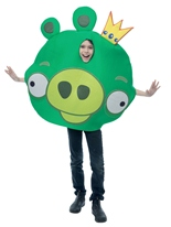 Costume enfant Angry Birds roi cochon Deguisement Angry Birds