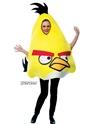 Deguisement Angry Birds Angry Birds jaune Costume
