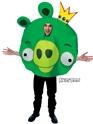 Deguisement Angry Birds Costume de cochon pour le roi des oiseaux en colère