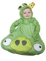 Costume de cochon pour le roi des oiseaux en colère infantiles Deguisement Angry Birds