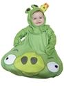 Deguisement Angry Birds Costume de cochon pour le roi des oiseaux en colère infantiles