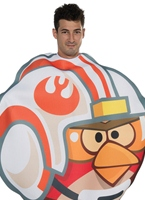 Costume pilote oiseau en colère Fighter Luke Deguisement Angry Birds