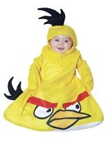 Les oiseaux en colère infantiles jaune Costume Deguisement Angry Birds