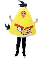 Les oiseaux en colère enfant jaune Costume Deguisement Angry Birds
