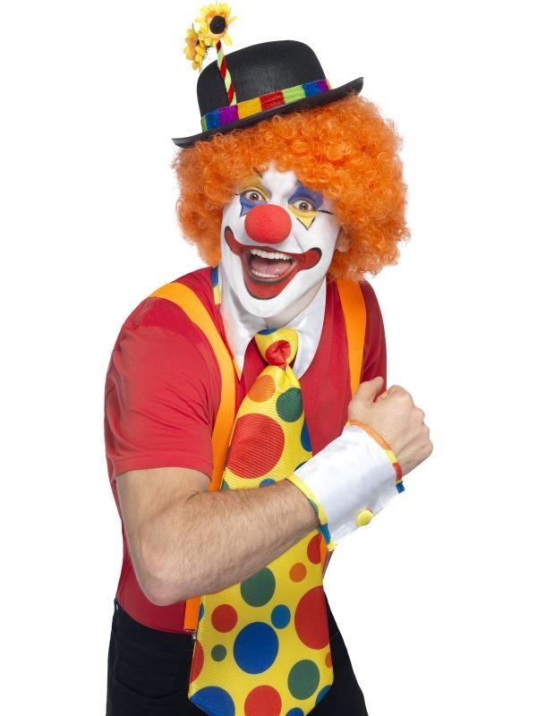 clown kit instantan e deguisement clown deguisement dr le 14 07 2018. Black Bedroom Furniture Sets. Home Design Ideas