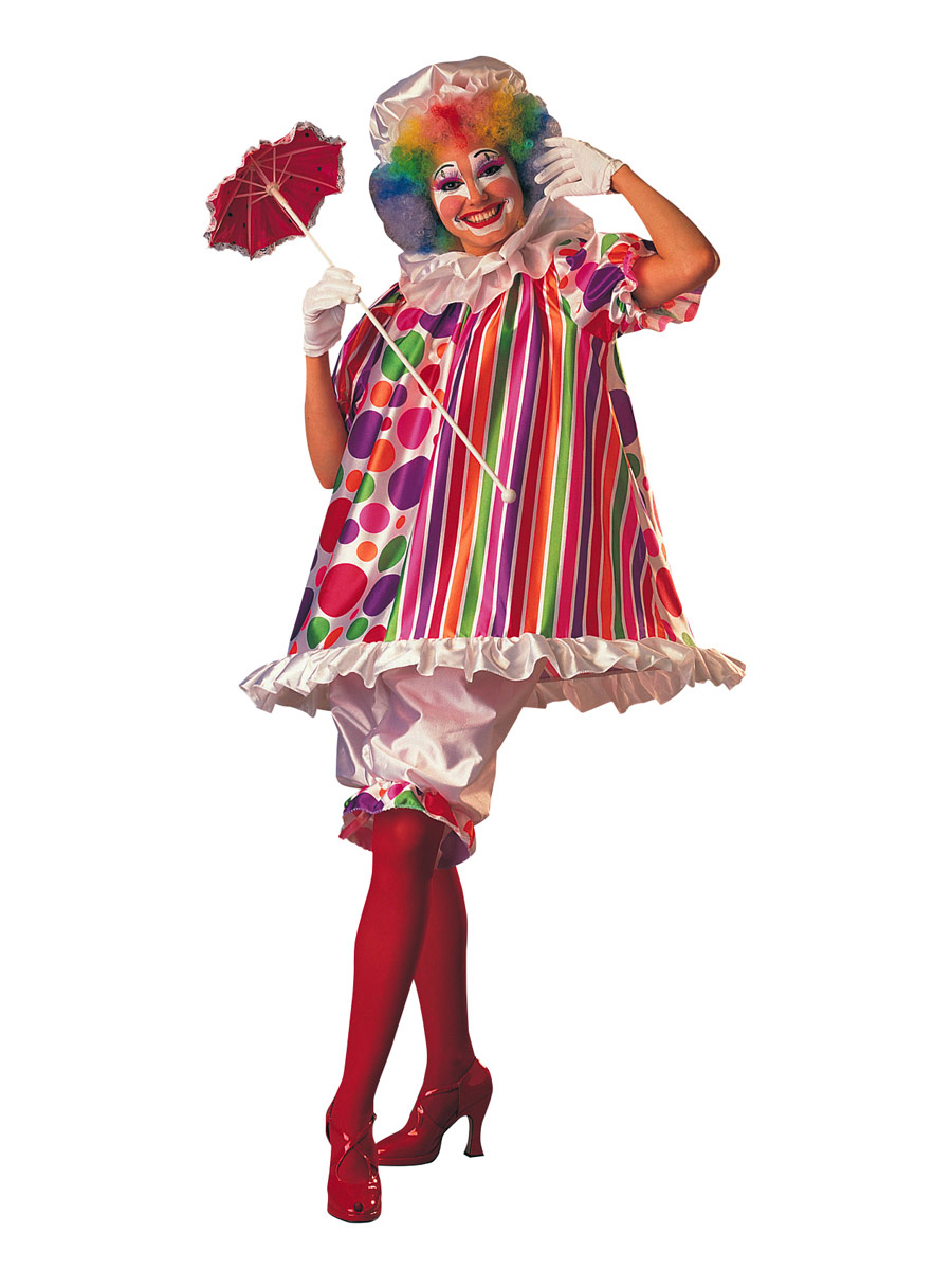 Deguisement Clown Costume de Clown de Betty Bright