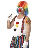 Grincheux le Clown Costume Deguisement Clown
