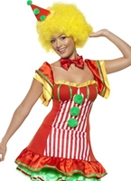 Boo Boo le Clown Mesdames Costume Deguisement Clown