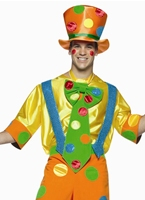 Costume adulte de clown Toots Deguisement Clown